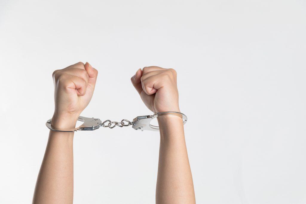 Property Crime Statistics - handcuff