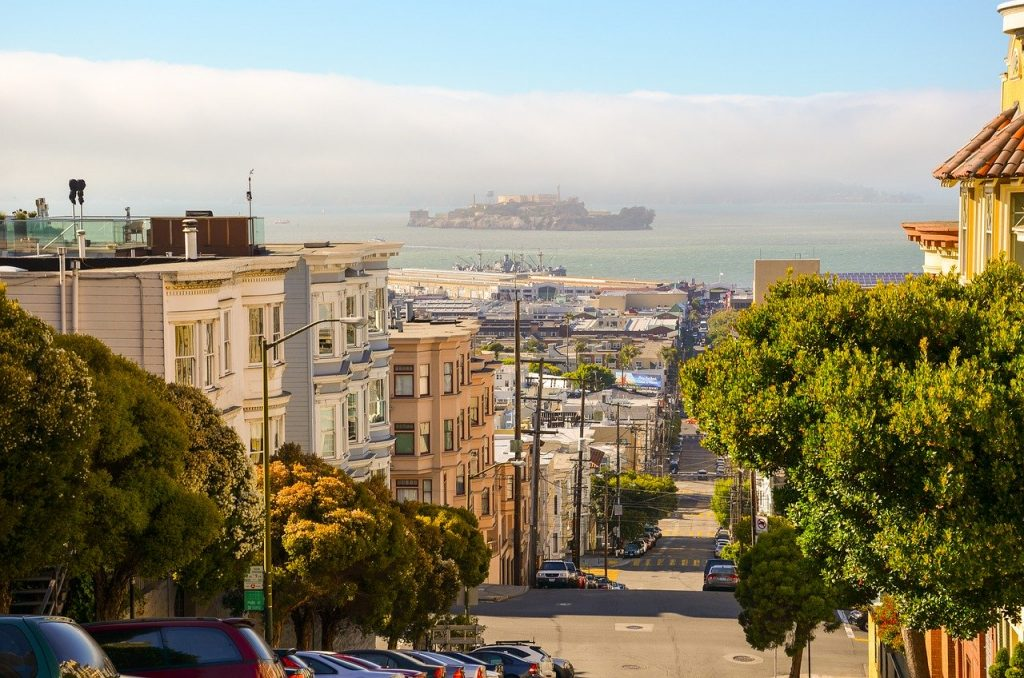 Property Prices vs Wages Statistics - San Francisco