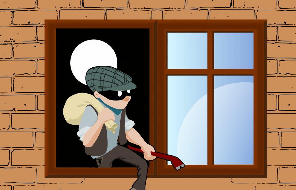 Property Crime Statistics - burglar