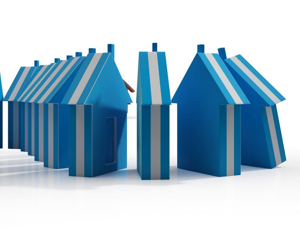 Housing Market Trends - houses