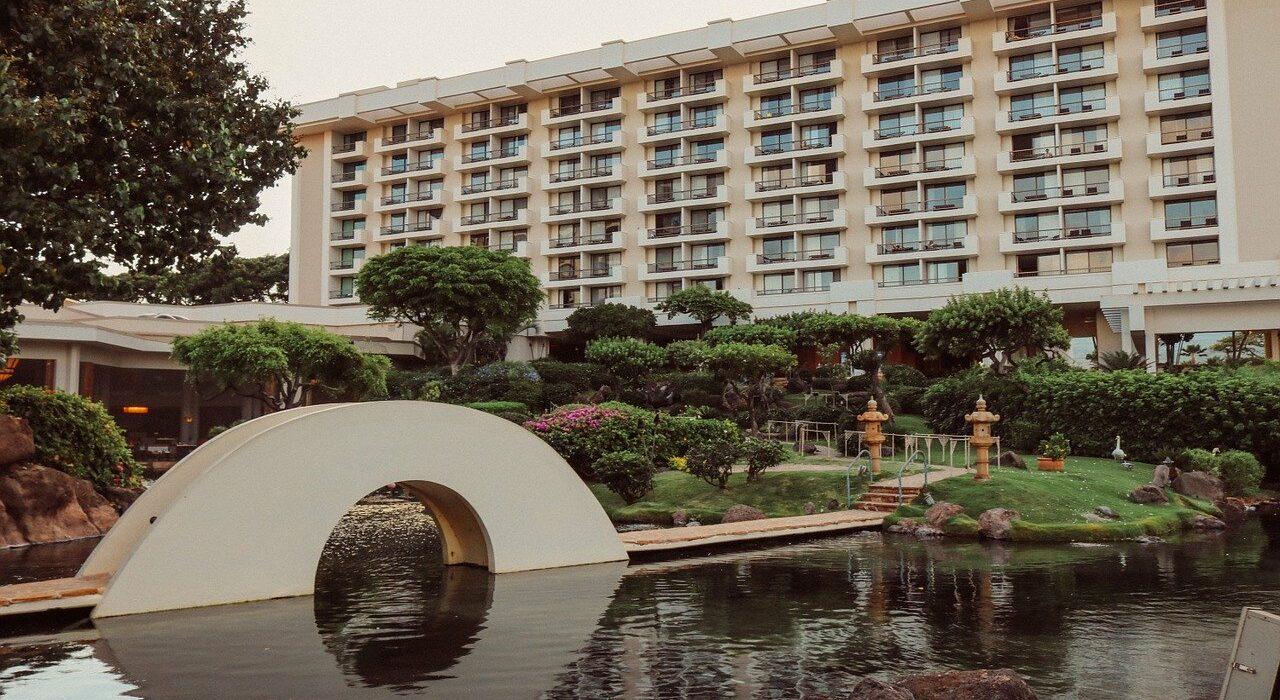 Hospitality Industry Statistics - hotel resort