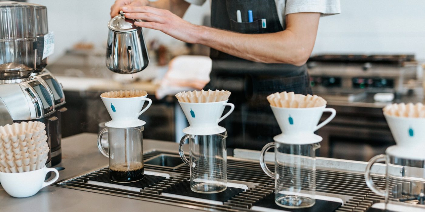 Hospitality Industry Statistics - Coffee Shop