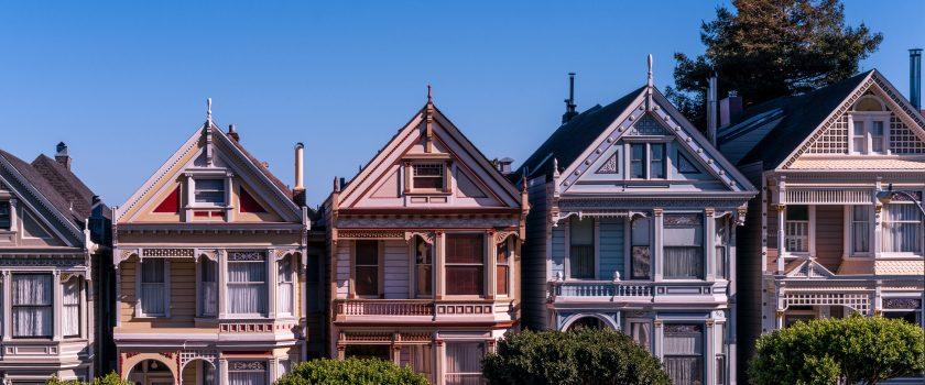 california real estate statistics